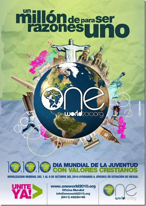 one world 2010