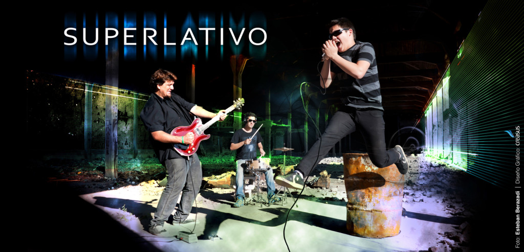 Superlativo rock banda